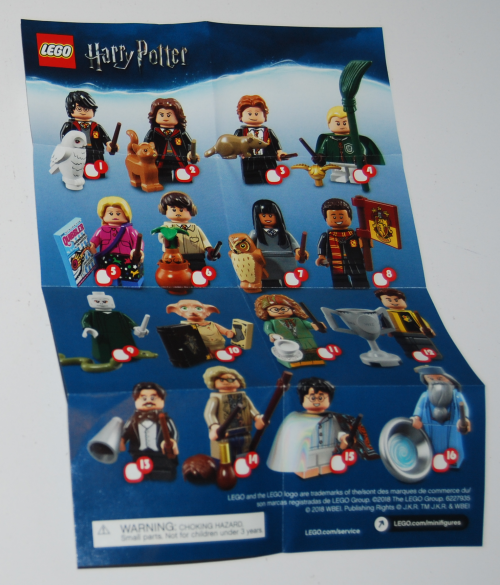 Harry potter legos 4