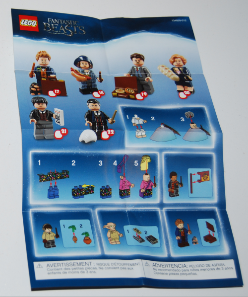 Harry potter legos 5