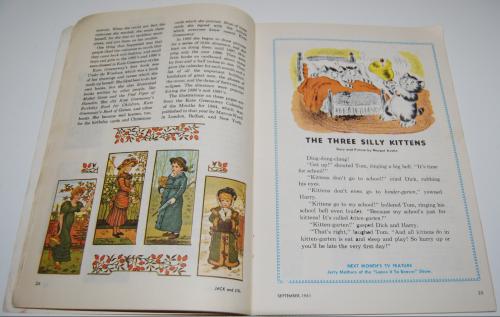Jack & jill magazine september 1961 5