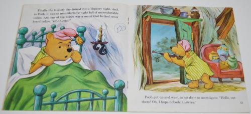 Disney book & cassette winnie the pooh 2