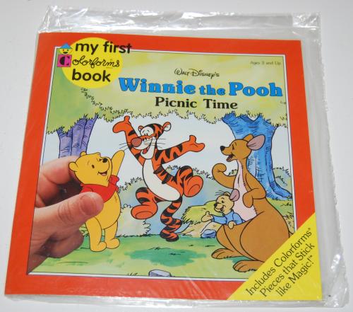 Disney book & tape 9