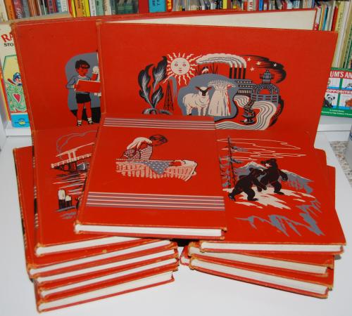 Childcraft books