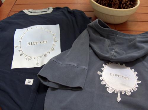 Ellioot smith t shirts