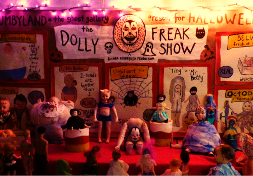 Dolly freakshow x
