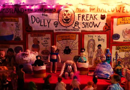 Dolly freakshow x