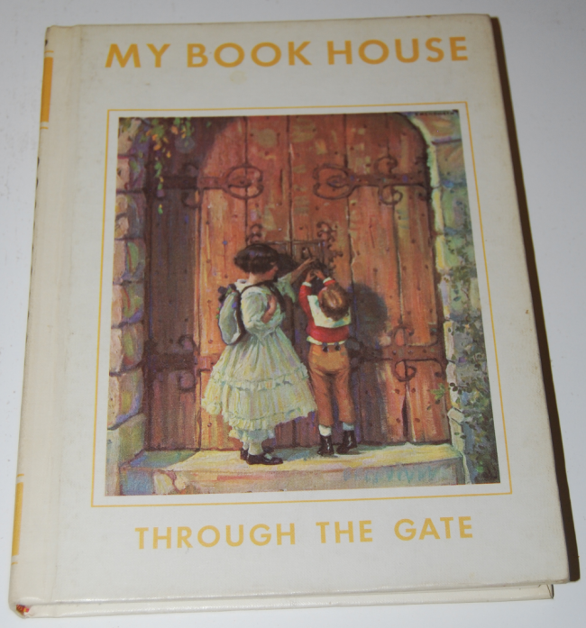 my book house ~ through the gate