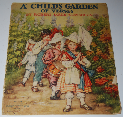 A child's garden of verses saalfield