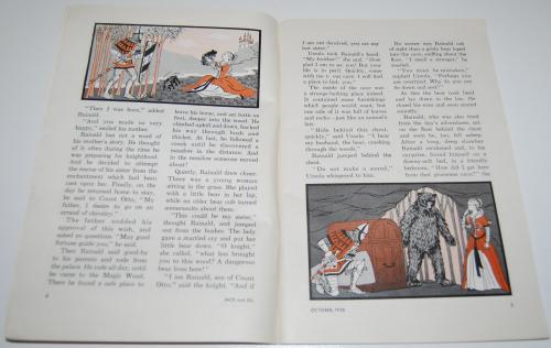 Jack & jill magazine october 1958 3