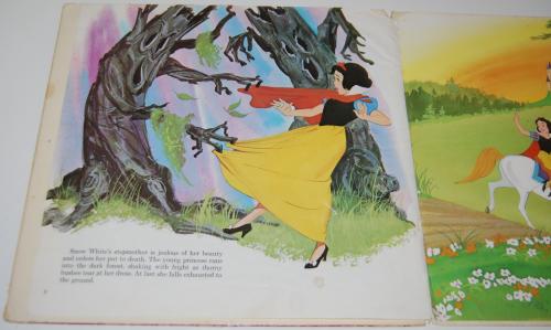 Disney snow white vinyl 4
