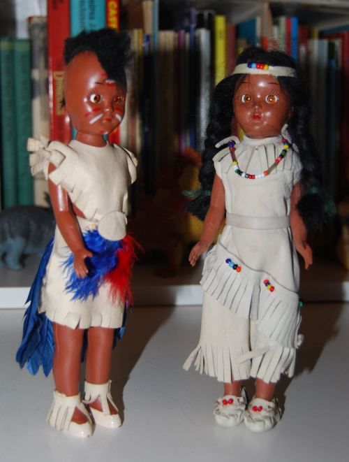 Native american dolls 3
