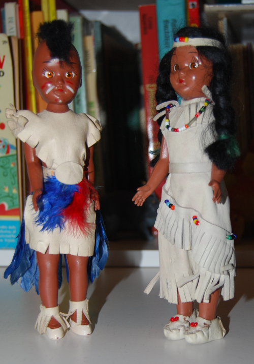 Native american dolls 1