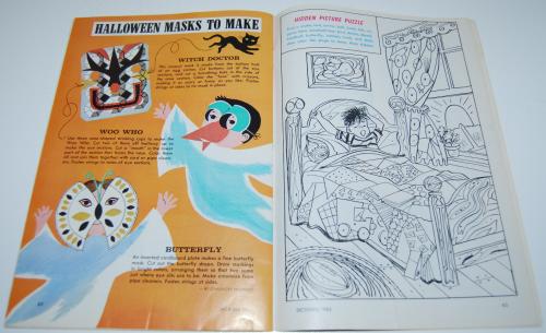 Jack & jill magazine october 1963 17