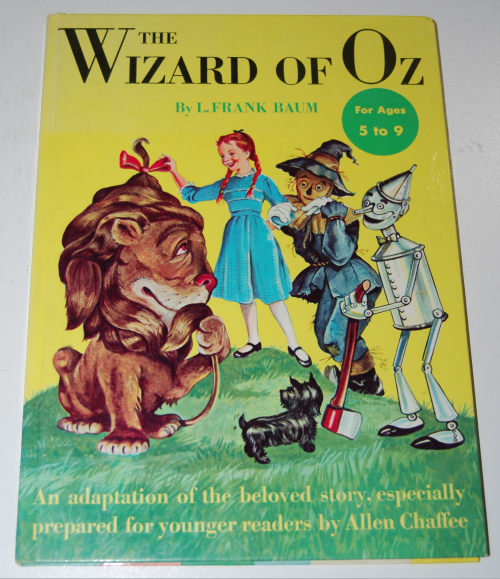 Random house wizard of oz book