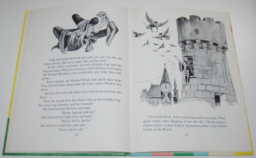 Random house wizard of oz book 11
