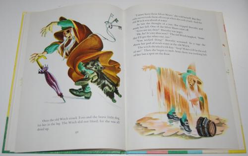 Random house wizard of oz book 13