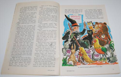 Jack & jill magazine october 1962 6