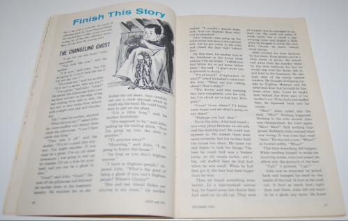 Jack & jill magazine october 1962 11