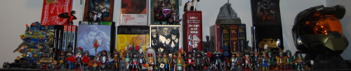 Playmobil legion raven's room