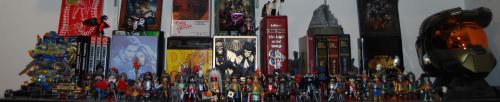 Playmobil legion raven's room