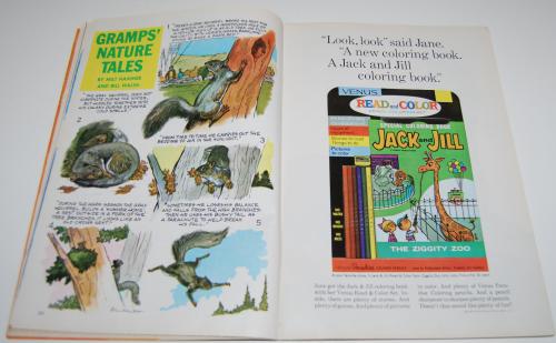 Jack & jill magazine october 1964 11