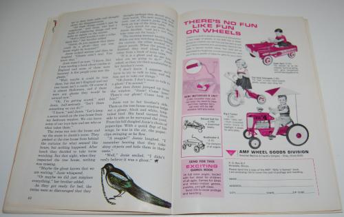 Jack & jill magazine october 1964 21