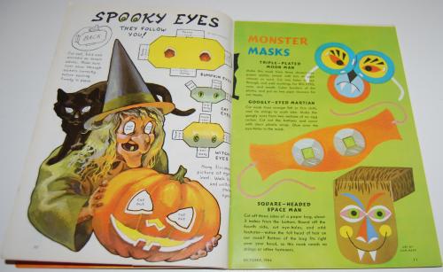 Jack & jill magazine october 1964 3