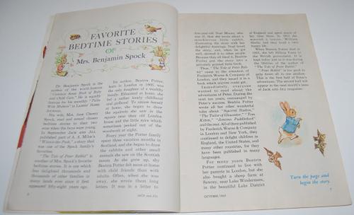 Jack & jill magazine october 1960 4