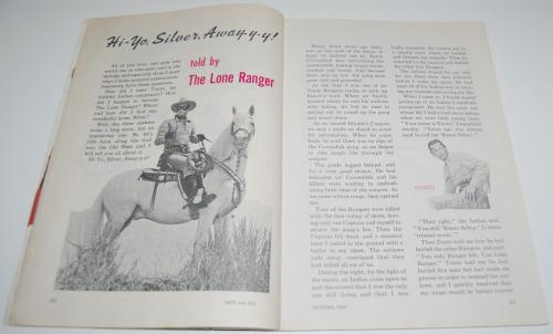 Jack & jill magazine october 1960 9