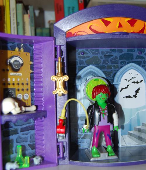Playmobil halloween set 5