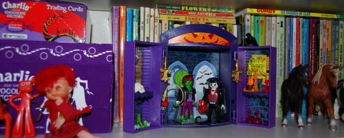 Playmobil halloween set