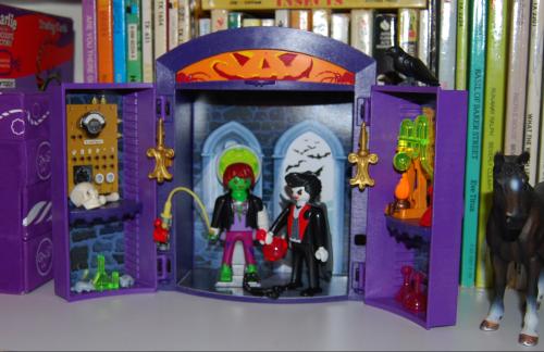 Playmobil halloween set x
