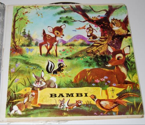 Disney bambi vinyl 1