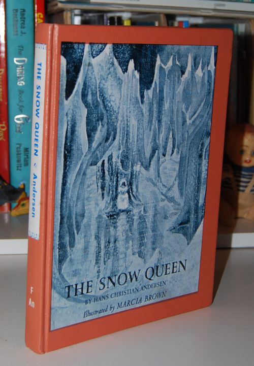 The snow queen x