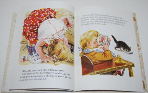 Little lost kitten little golden book 4