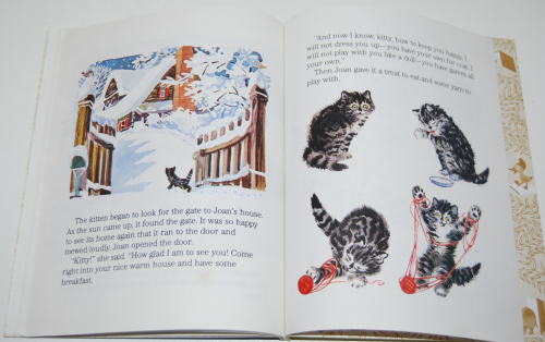 Little lost kitten little golden book 10