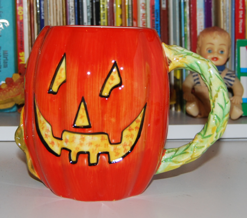 Susan winget halloween mugs 1