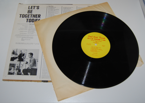 Mr rogers let's be together today vinyl lp 1
