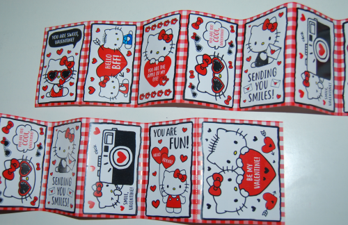 Hello kitty valentines3