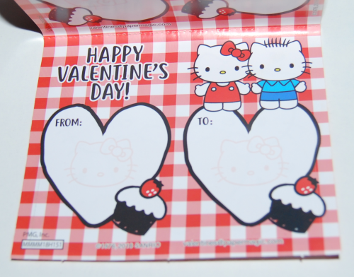 Hello kitty valentines2