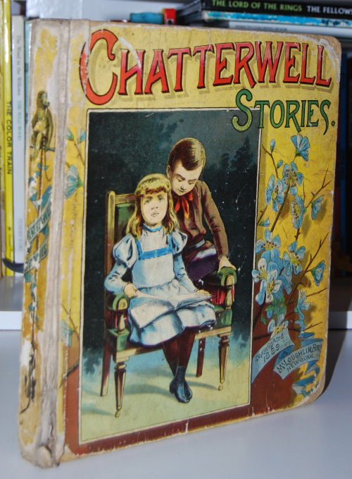 Chatterwell stories 1889