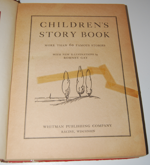 Children's storybook 1