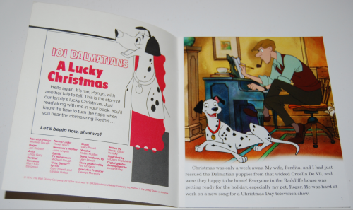 Disney book & tape x