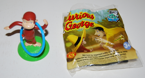 Curious george toys 2