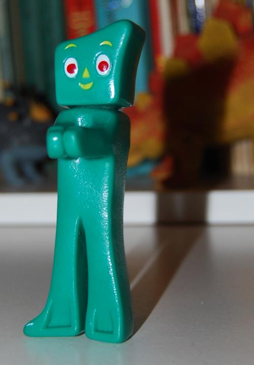Gumby clip 2