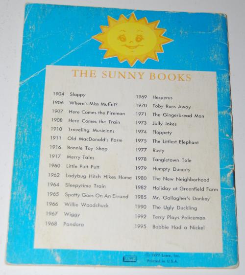Sunny books x