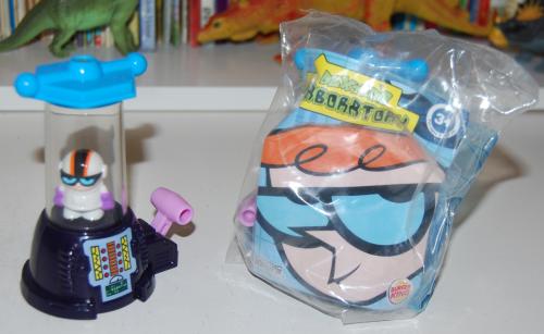 Dexter's lab bk toys 6