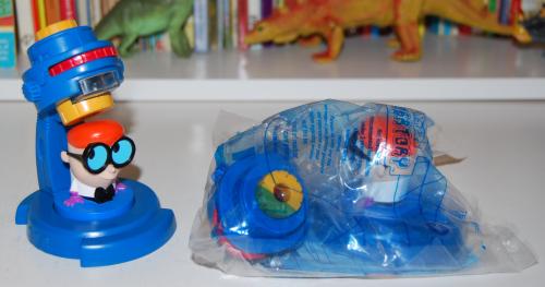 Dexter's lab bk toys 7
