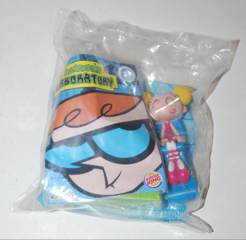 Dexter's lab bk toys 4