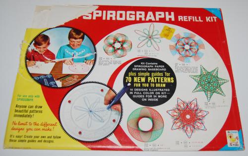 Kenner's spirograph 6