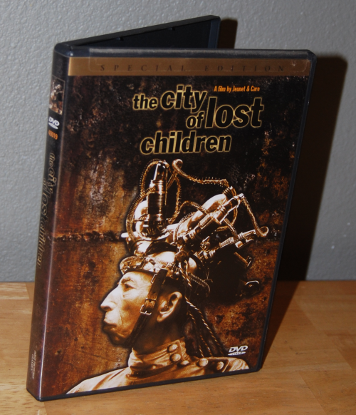 The city of lost children dvd